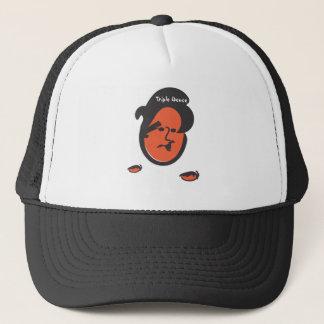 triple deuce trucker hat