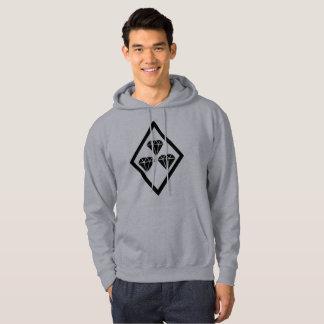 Triple Diamond Hoodie