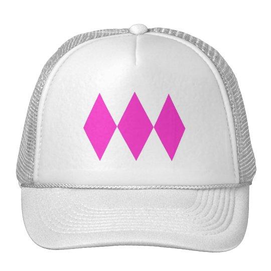 Triple Diamonds t-shirt Trucker Hat