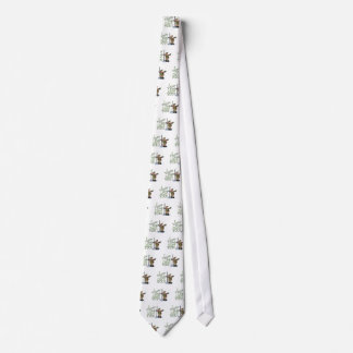 Triple dog dare tie