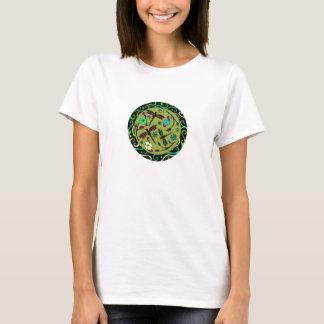 Triple dragonfly t-shirt