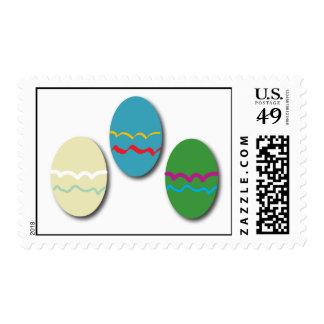 Triple Egg Stamp