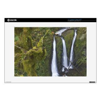 "Triple Falls, Columbia River Gorge 2 15"" Laptop Skins"
