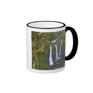 Triple Falls, Columbia River Gorge 2 Ringer Mug