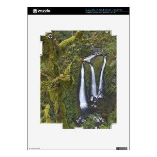 Triple Falls, Columbia River Gorge 2 Skin For iPad 3