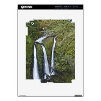 Triple Falls, Columbia River Gorge Decal For iPad 3