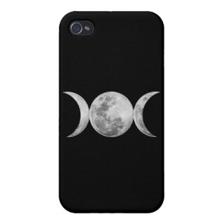 Triple Goddess Cover For iPhone 4