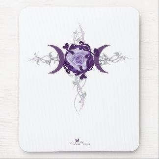 Triple Goddess Mouse Pad