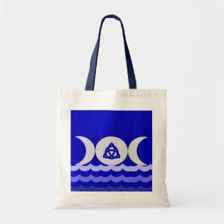 Triple Goddess Ocean: Tote Bag