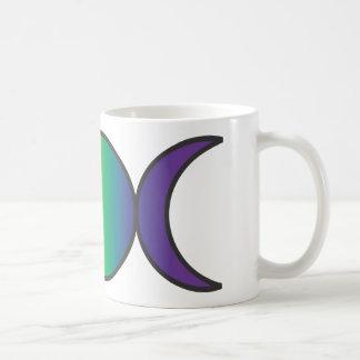 Triple Goddess (Rainbow) Coffee Mug