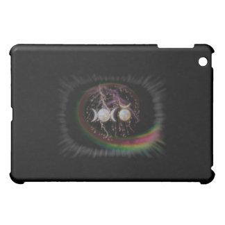 triple goddess Wiccan iPad Mini Cases