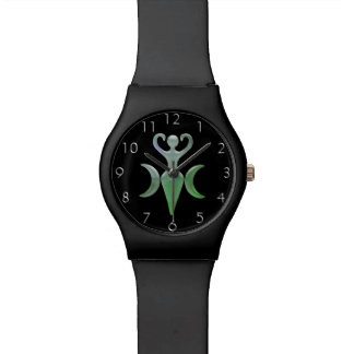 Triple Goddess Wrist Watches