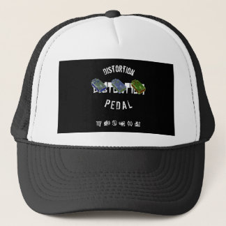 Triple Guitar Distortion Pedals Trucker Hat