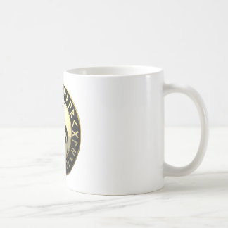 Triple Horn of Odin Coffee Mug