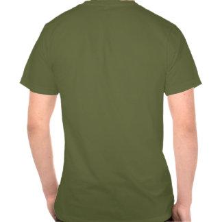 Triple Horn Runes T Shirts