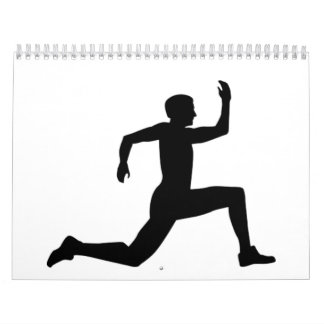 Triple jump calendar