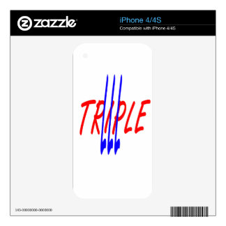 triple lll original.png skins for the iPhone 4