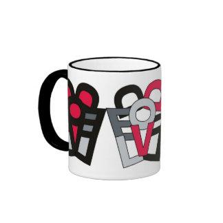 Triple LOVED Mug