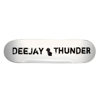 Triple M Skateboard - DeeJay Thunder