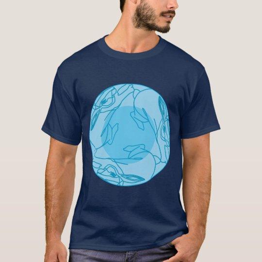 Triple Moon Bunneh T-Shirt