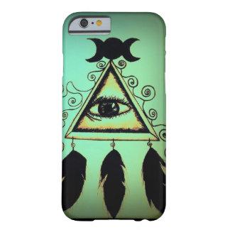 Triple Moon Eye of Providence I-Phone 6/6s Case