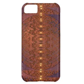 Triple Moon Fractal Art iPhone 5C Case