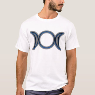 Triple Moon new age symbol T-Shirt