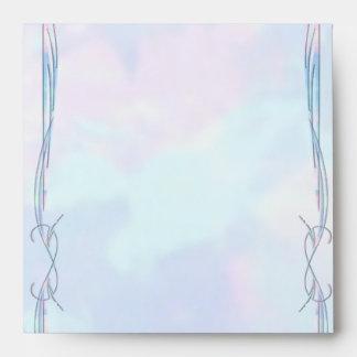 Triple Moon Opal Envelope
