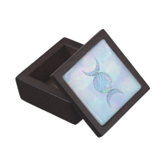 Triple Moon Opal Premium Jewelry Box