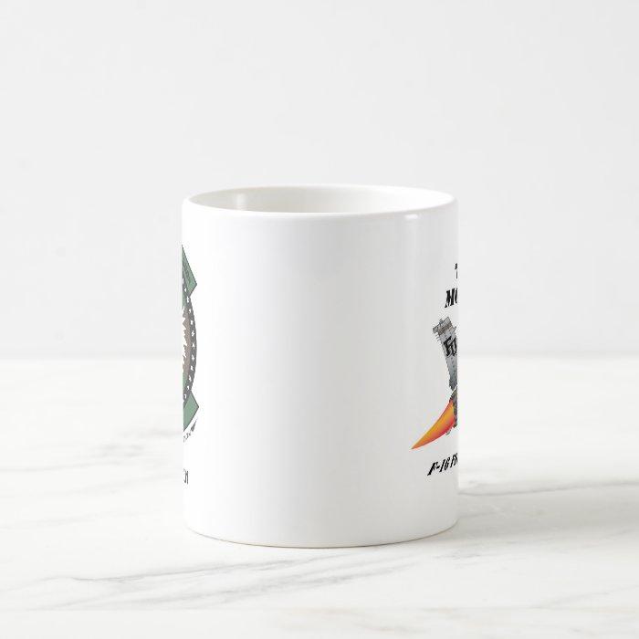 Triple Nickel coffee mug