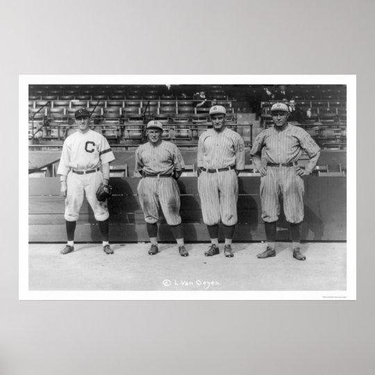 Triple Play Baseball 1920 Poster