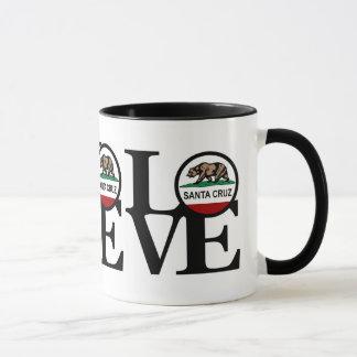 Triple Play Ringer Mug!  BORN, HOME, LOVE Mug