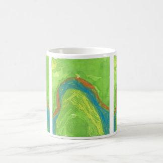 Triple Rainbow Coffee Mug