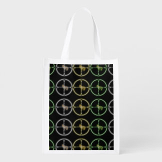 Triple reusable bag