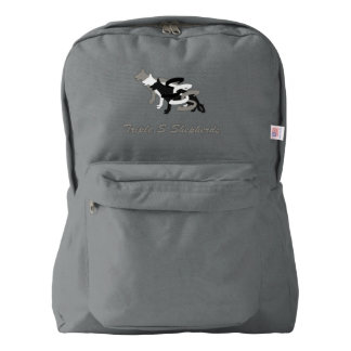 Triple S Shepherds logo backpack
