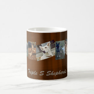 Triple S Shepherds photo mug