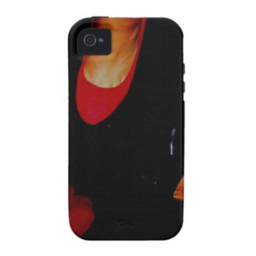 TRIPLE SHOES Case-Mate iPhone 4 CASES