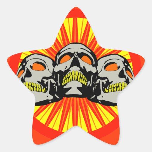 Triple Skulls
