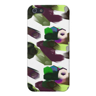 Triple smudge iPod Touch case Cases For iPhone 5