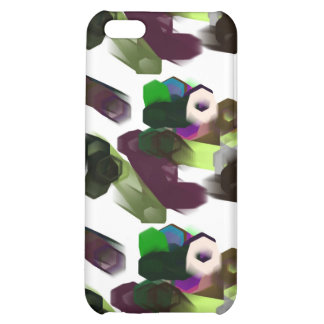 Triple smudge iPod Touch case iPhone 5C Covers