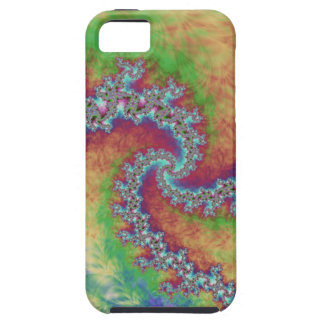 Triple Spiral iPhone 5 case