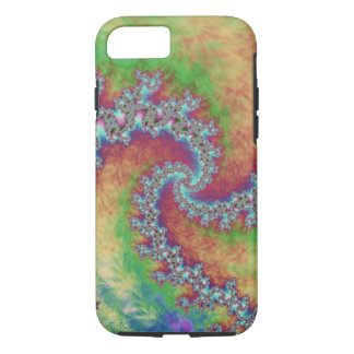 Triple Spiral iPhone 7 case
