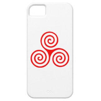 Triple Spiral iPhone SE/5/5s Case