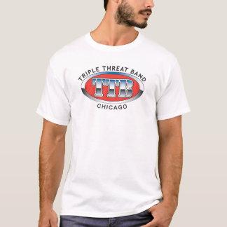 "Triple Threat Band ""Rock On"" T-Shirt"