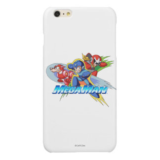 Triple Threat Glossy iPhone 6 Plus Case
