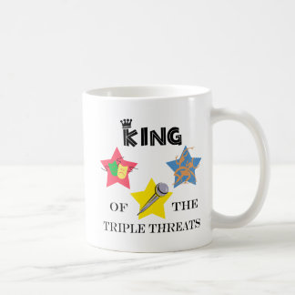 Triple Threat King Mug