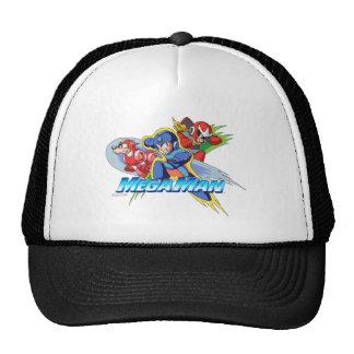 Triple Threat Mesh Hats