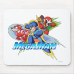 Triple Threat Mouse Pad
