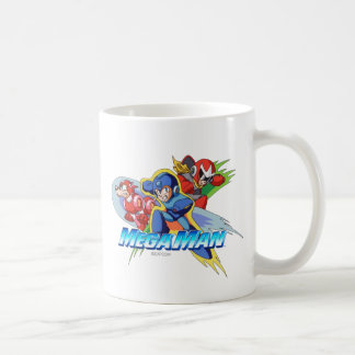 Triple Threat Coffee Mugs