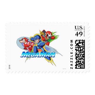 Triple Threat Stamp